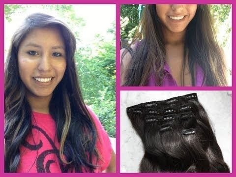 Fantasy hair clip in extensions reviews indian remy hair fantasy hair clip in extensions reviews 43 pmusecretfo Gallery