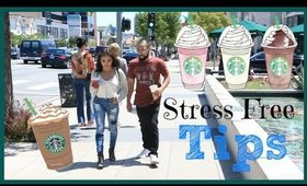 5 Simple Ways to Be Stress Free & Happy
