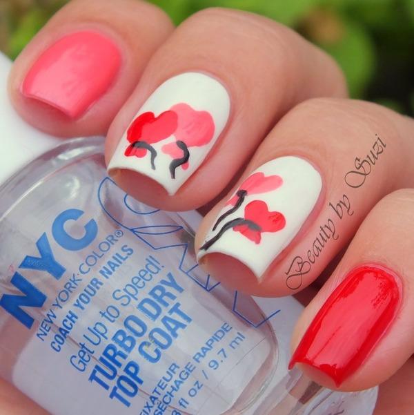 25 Pretty Valentines Day Nail Designs  Babble