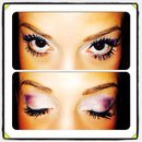 Long luscious LASHES! All Natural too!