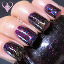China Glaze Monsters Ball Mani