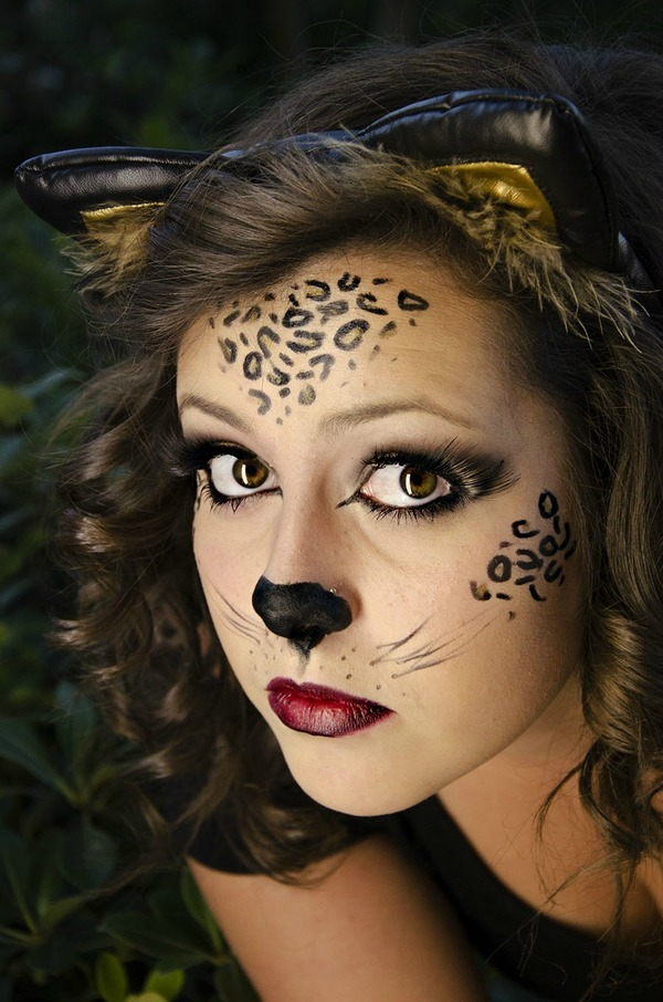 Womens Cheetah Halloween Costume