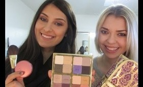 Get the Look: Tarte Holiday