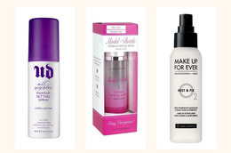 Re-apply Makeup? A Thing of the Past with These Setting Sprays