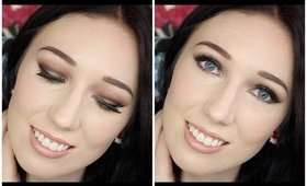 Holiday Party Makeup Tutorial! | Mostly Drugstore