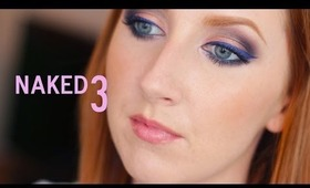 GRWM! Sexy Smokey Eyes with the Naked 3 Palette