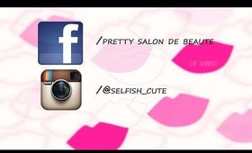 welcom all to Pretty beauté .....!!!