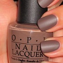 A solid matte top coat provides a smooth and flat finish.