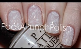 Fairy Tale Nails | Stamping Nail Art Tutorial
