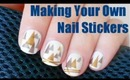 Making Your Own Nail Stickers