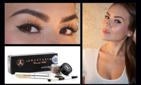 Perfect Brows with Brow Genius Kit