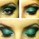 Green and Black Fantasy