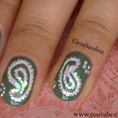 Marc Jacob Inspired Nail Design