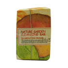 The Face Shop Nature Garden Cleansing Bar - Illuminating Orange