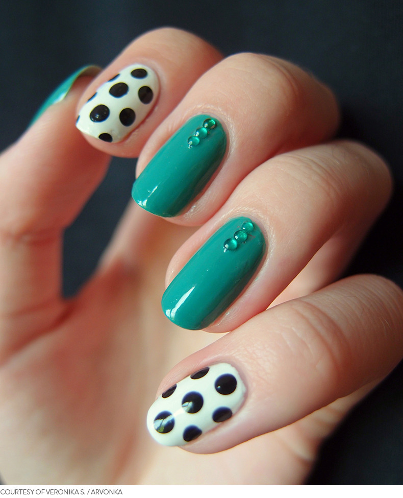 Pictures Of Cute Easy Nail Designs For School Kidskunstfo