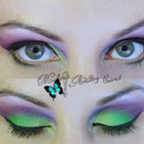 Wicked Green & Purple