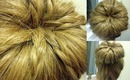 Braided Sock Bun & New Mannequin | Everyday Hairstyle
