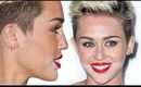 MILEY CYRUS MAKEUP MALFUNCTION - RETURN OF THE WHITE POWDER!