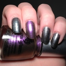 China Glaze Jitterbug & No Plain Jane