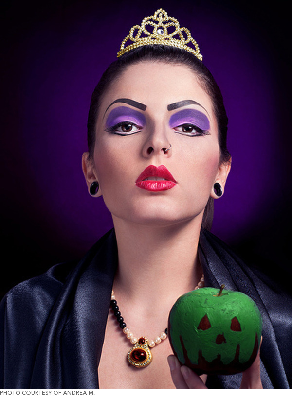 10 Stage Worthy Character Makeup Designs Beautylish - Theatre Makeup