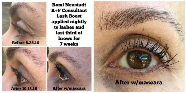 1b922518915 Enhancements Lash Boost | Lisa H.'s (lisaslovelyskin) Photo | Beautylish