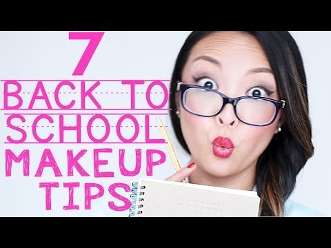 Back to school makeup