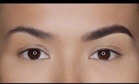 My Brow Routine | Maryam Maquillage