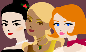 What's Your Holiday Beauty Style?