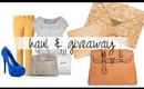 HAUL & GIVEAWAY: Drugstore makeup, nail polishes, handbags! - Charmaine Manansala