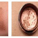 Homemade Makeup Swatches | Rusted Tan