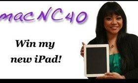 My dream item giveaway! Win the new iPad3!! =D