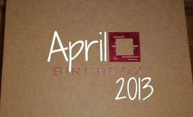 Birchbox April 2013