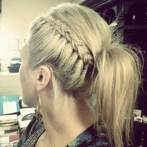 updo hair ideas cheerleader  beautylish