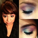 eyeshadow makeup☺