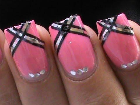 Prom Nails 2013 Latest Prom Nail Art Designs Cute Prom Nail Design