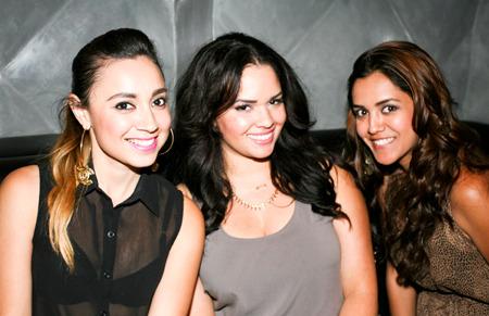 Beautylish community members at Beautylish/IMATS LA event