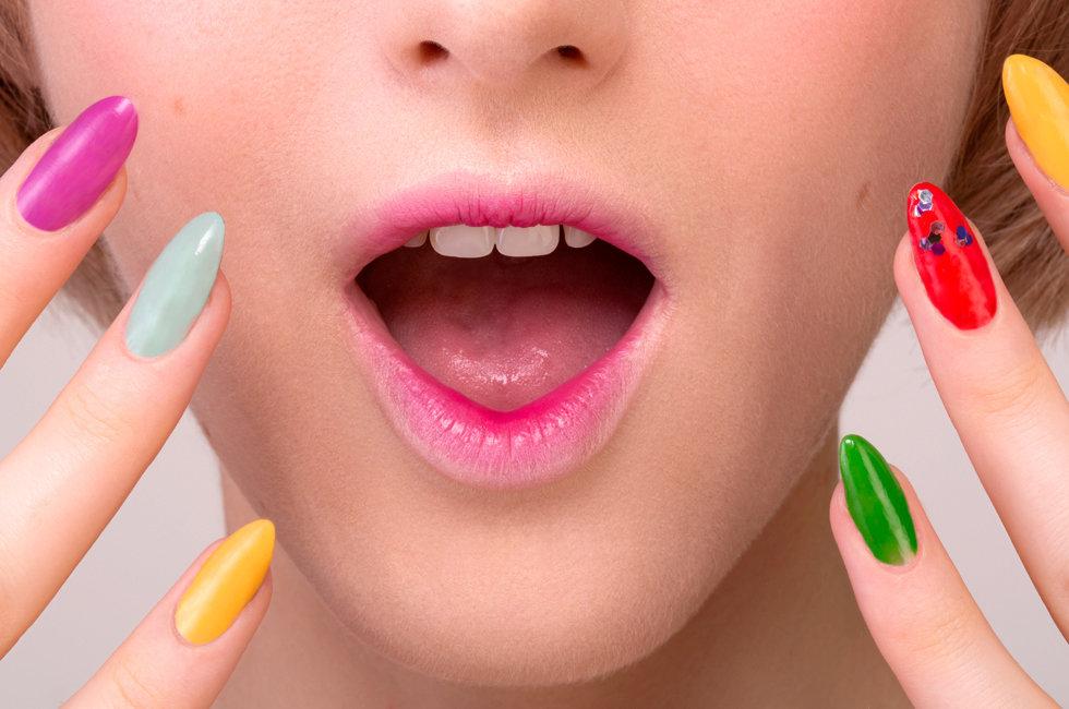 Lipstick matte purbasari