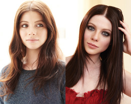 Inside Michelle Trachtenberg's Hair Transformation
