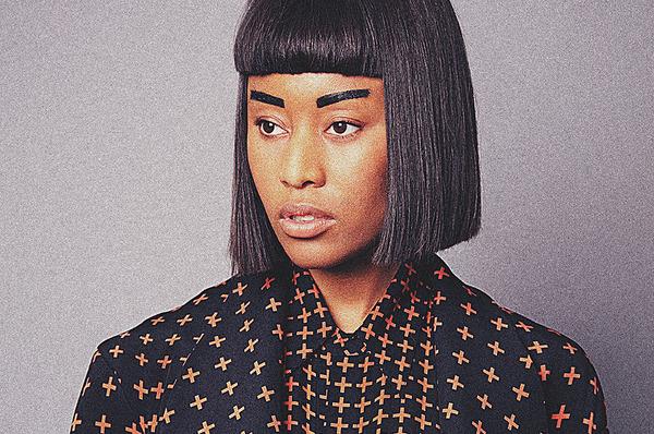 Rock This Look: V V Brown, Modern Geisha