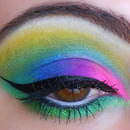 Rainbow, Sugarpill Eyes