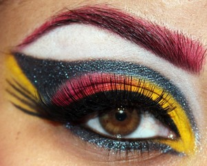 Inspired by the Marvel Comics character Hellcat!