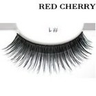 Red Cherry False Eyelashes #1