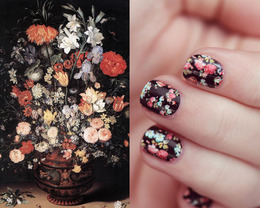 The Nail Gallery: Art on Your Fingertips