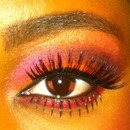 lash blast w/ color