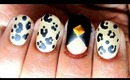 Punk rock nails | Tutorial