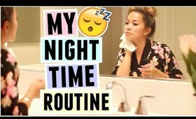 Get UNready With Me! Summer Night Time Routine!
