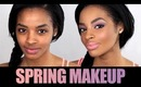 Fast and Flawless Spring Makeup
