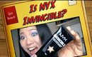 Quick Review #2 -NYX Invincible Fullest Coverage Foundation