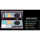 Michael Todd Cosmetics Blues Palette