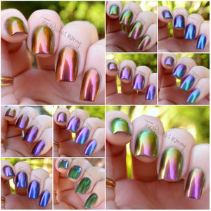 http://www.thepolishedmommy.com/2014/09/glitterdaze-summer-grooves-collection-comparisons.html